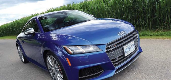 Road Test: 2017 Audi TTS – Third Generation Brings Refinement, Efficiency and Performance