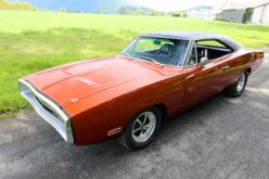 Classic Muscle: 1970 Dodge Charger R/T