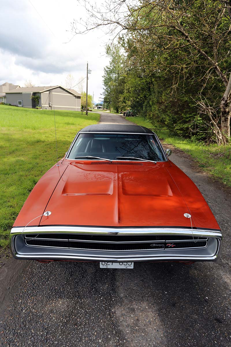 1970 Dodge Charger Rt: Classic Muscle: 1970 Dodge Charger R/T