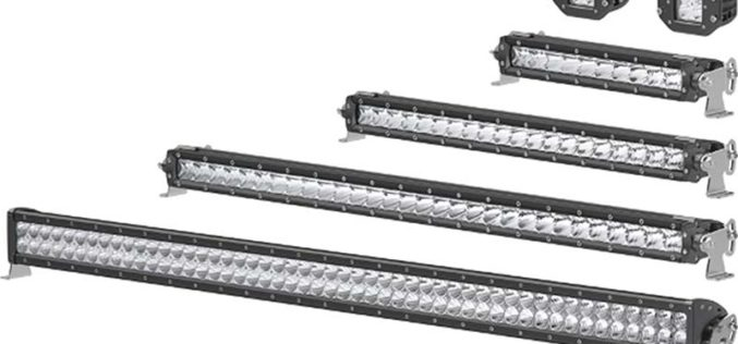 Aries Automotive Introduces All-New LED Lights