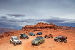 Jeep and Mopar Reveal New Concept Vehicles at Easter Jeep Safari in Moab
