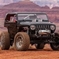 Jeep Safari in Moab