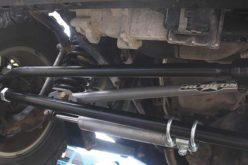 Currie Enterprises Jeep Suspension