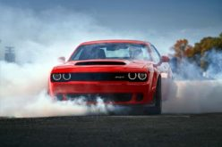Dodge Introduces the Astonishing 2018 Challenger SRT Demon
