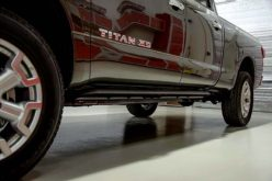 N-Fab Step Systems Now Available for the 2017 Nissan Titan
