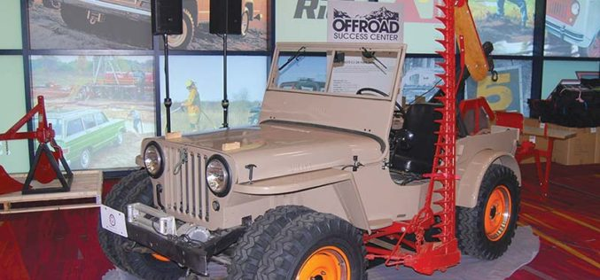 Georgia Jeep Museum Open by Appointment