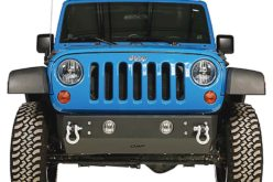 OR-Fab Announces New Rock Slider Front Bumper for Jeep