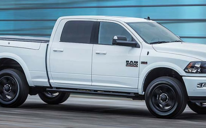 Ram Introduces Heavy Duty Night Edition Models in Chicago