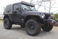 Rubicon Express Jeep Lift Kit Install