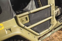 Rugged Ridge's New Eclipse Tube Door Covers