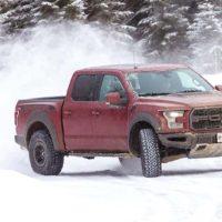 2017 Ford SVT Raptor