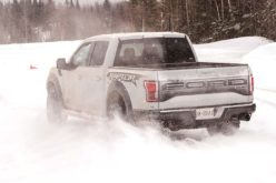 2017 Ford SVT Raptor Tackles the Frozen Tundra with Ease