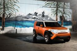 Toyota Unveils FT-4X Concept at New York Auto Show