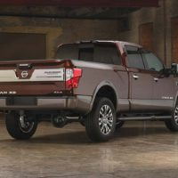 Nissan Titan Pathfinder