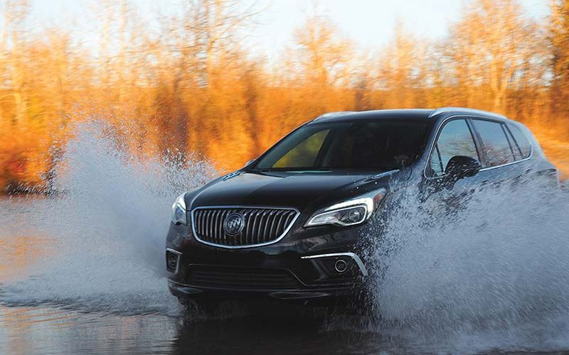 Buick For 2017