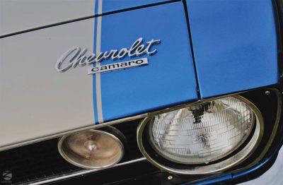 Chevy Camaro, Born to Perform