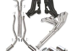 Flowtech's Axle-Back and Cat-Back Exhaust Kits for Late-Model Muscle Cars