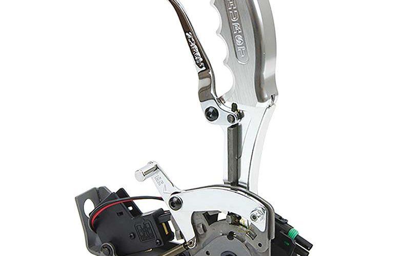 Hurst Pistol-Grip Quarter Stick Shifter