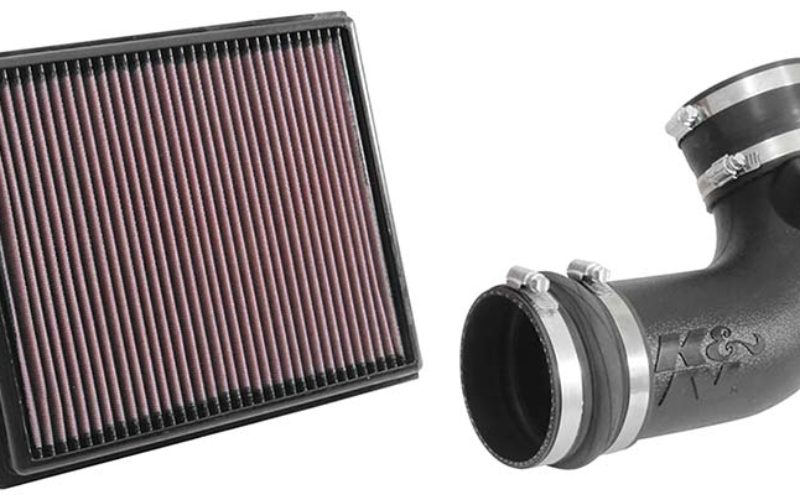 K&N AirCharger Air Intake System for Lexus RC F