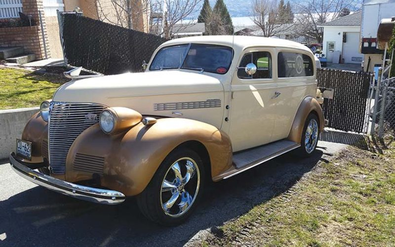 Mackee Auctions 9th Annual Collector Car Auction in Penticton