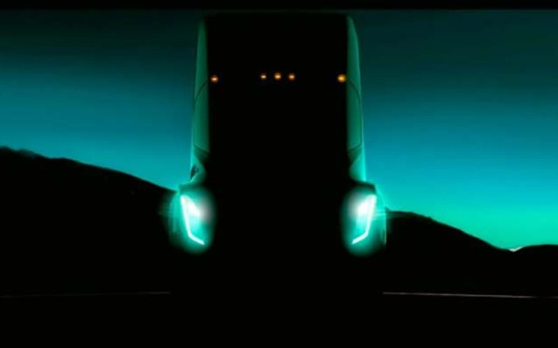 Telsa CEO Elon Musk Announces Tesla Semi-Truck and Pickup Truck Coming to Market Soon