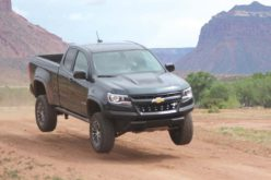 2017 Chevy Colorado ZR2 First Drive