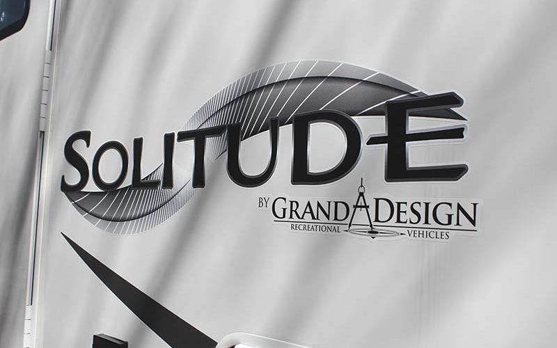 2017 Grand Design Solitude 384GK