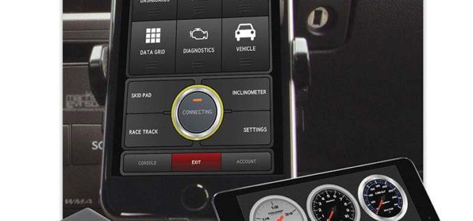 AutoMeter DashLink System for Apple iOS
