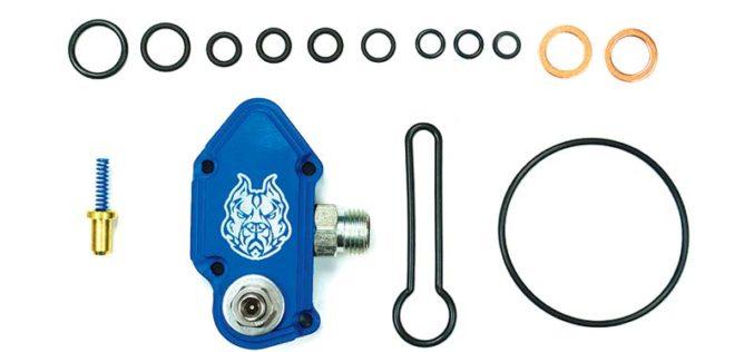 Sinister Diesel's New Blue Spring Kits for 6.0L Powerstroke