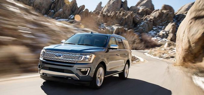 All-New 2018 Ford Expedition FX4 Will Be Most Off-Road Capable Expedition Ever