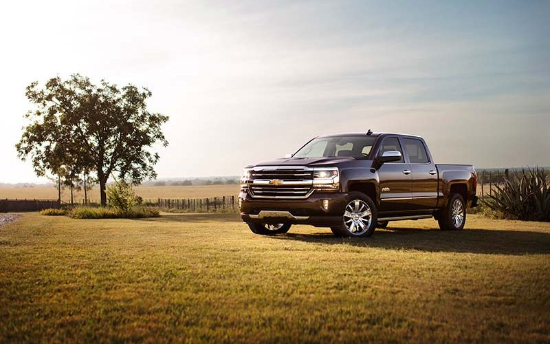 Chevrolet and Nissan Pickups Rank High in 2017 J.D. Power Quality Study