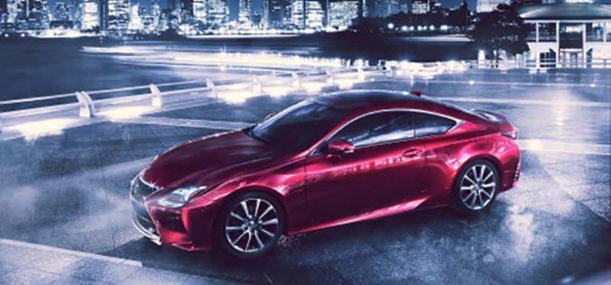 Road Test: 2017 Lexus RC 300
