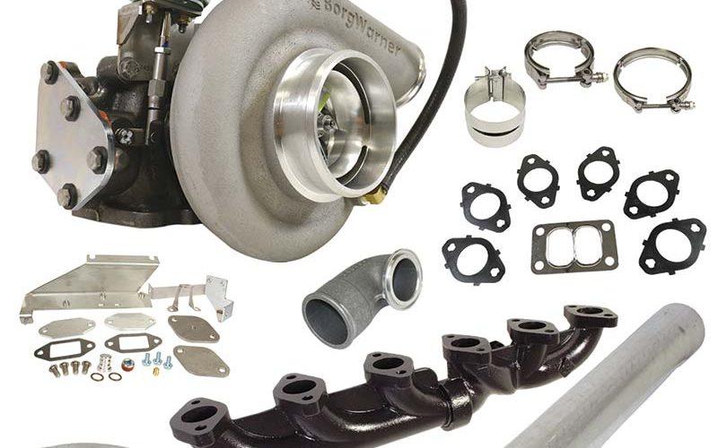 BD Diesel's All-New SX-E Turbo Kits for Dodge/Ram Pickups