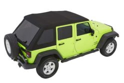 Bestop Adds Two New Version of Trektop NX Soft Top