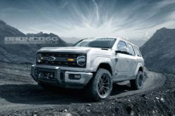 More Ford Bronco Concept Renderings Released Online