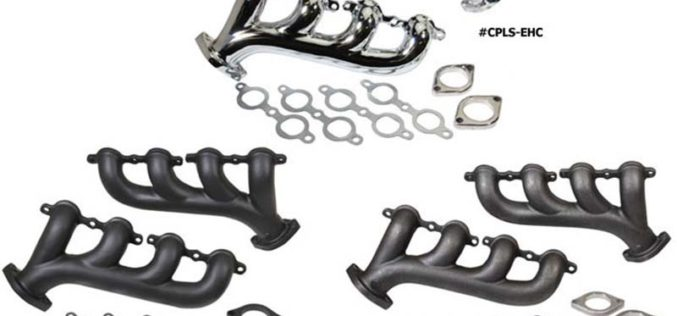 Classic Performance LS Cast Iron Manifolds