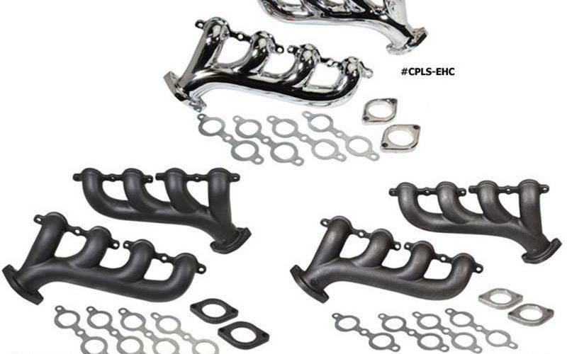 Classic Performance LS Cast Iron Manifolds