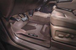 Husky Liners' New Cocoa Dune X-Act Contour Floor Liners