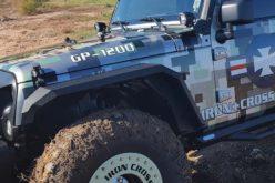 New Iron Cross Jeep JK Fender Flares