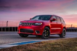More Details and Pricing Announced for 2018 Jeep Grand Cherokee Trackhawk