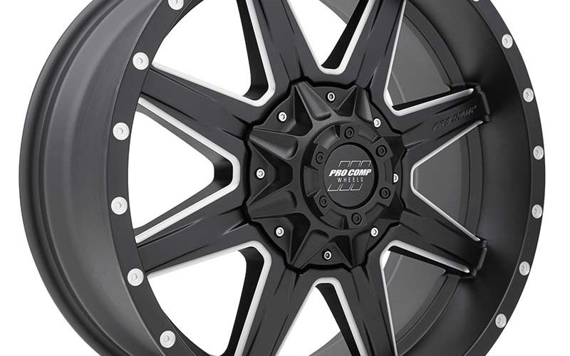 Pro Comp Offering Three New Wheel Styles