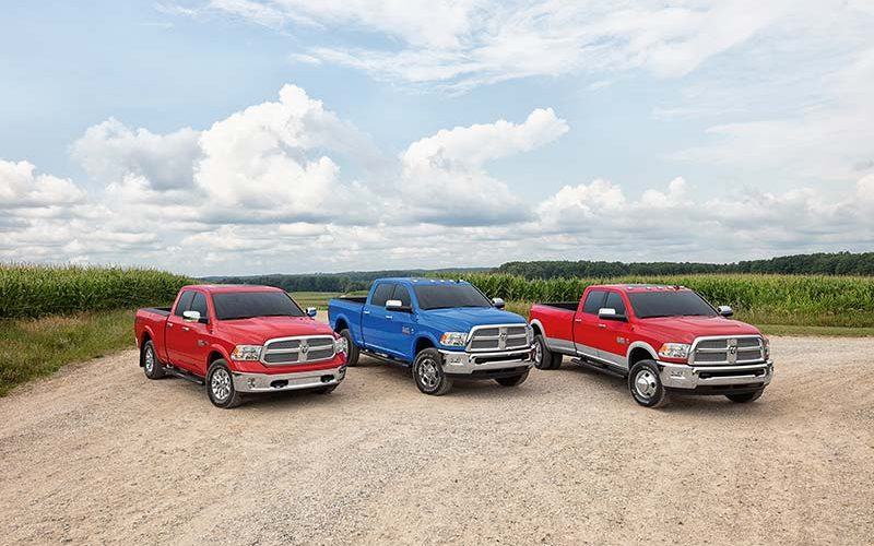 Ram Launches 2018 Harvest Edition