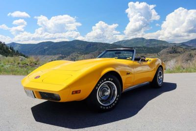 '73 Corvette Stingray