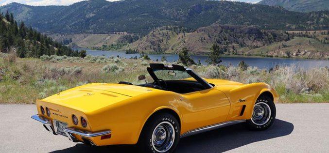 Classic Ride – 1973 Chevrolet Corvette Stingray Convertible
