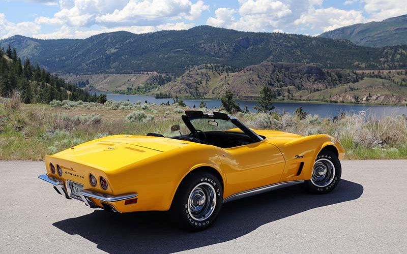 Classic Ride – 1973 Chevrolet Corvette Stingray Convertible
