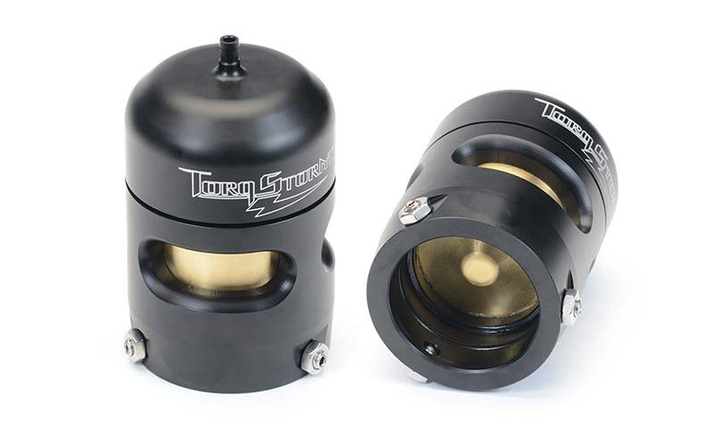 New 52mm Blow-Off Valve for All Single and Twin TorqStorm Supercharger Kits