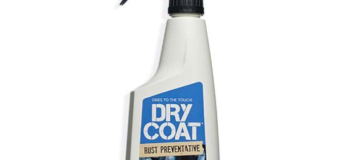 Workshop Hero's Dry Coat Rust Preventative