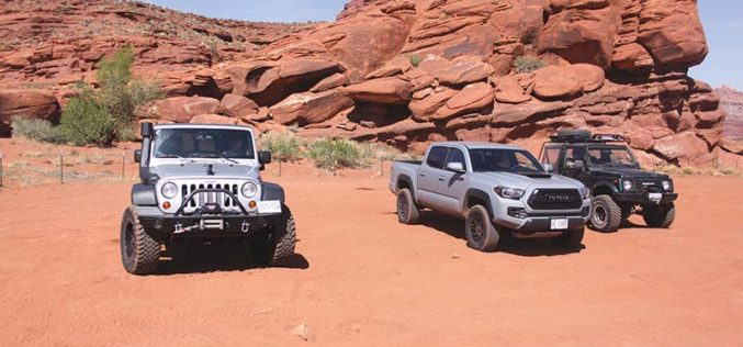 Surprisingly Challenging: Moab's Kane Creek Canyon Trail