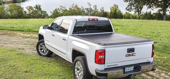 UnderCover Introduces All-New Ultra Flex Tonneau Cover