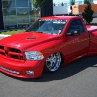 Lowered Ram 1500